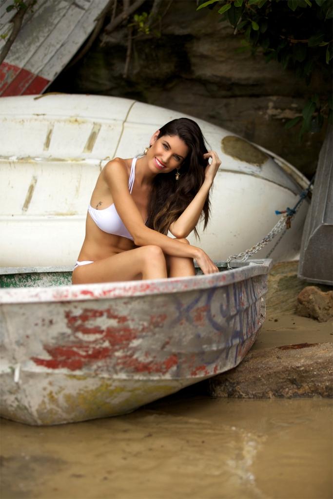 Model rachel baiocco wink