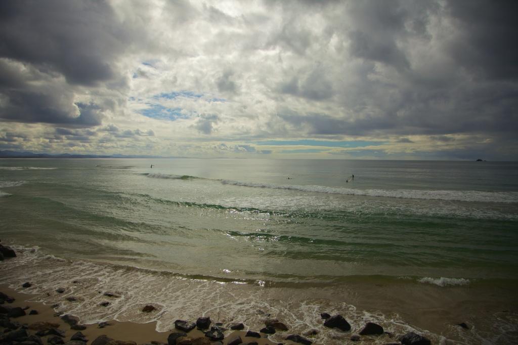 Byron Bay Silver light
