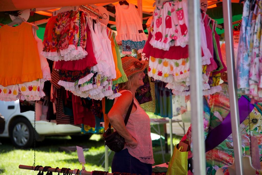 Byron Bay markets