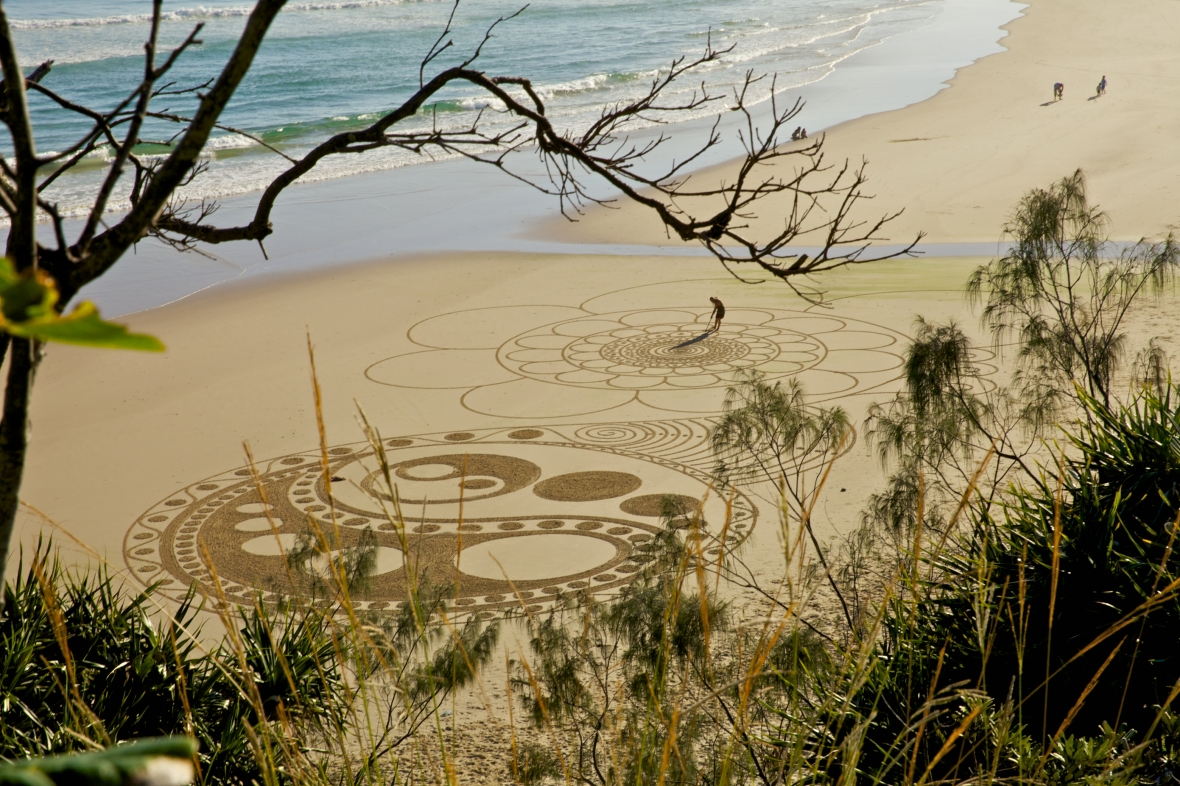 Sand Art Wategos 6
